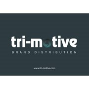 Logo of Tri-motive Brand Distribution